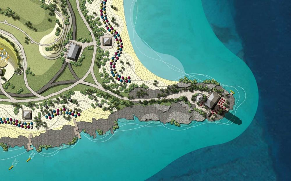 Msc Cruises Plans 200 Million Private Bahamian Island